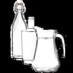 Flessen en Karaffen