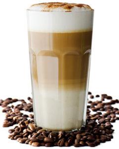 Koffie en theeglazen